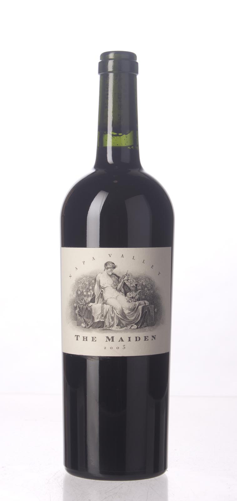 Harlan Estate The Maiden 2003, 750mL (WA93) from The BPW - Merchants of rare and fine wines.