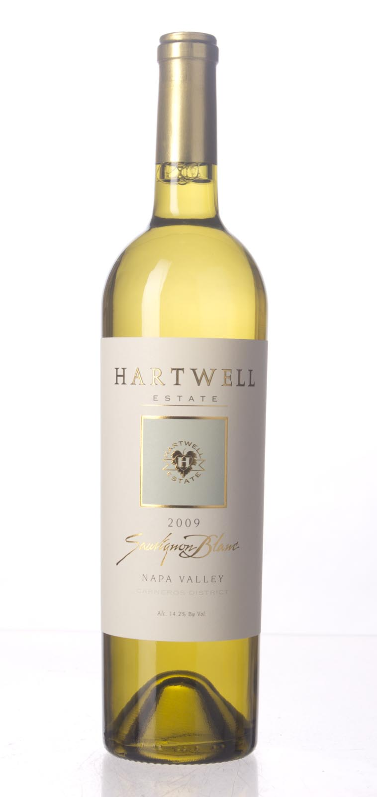 Hartwell Sauvignon Blanc Napa Valley 2009, 750mL () from The BPW - Merchants of rare and fine wines.