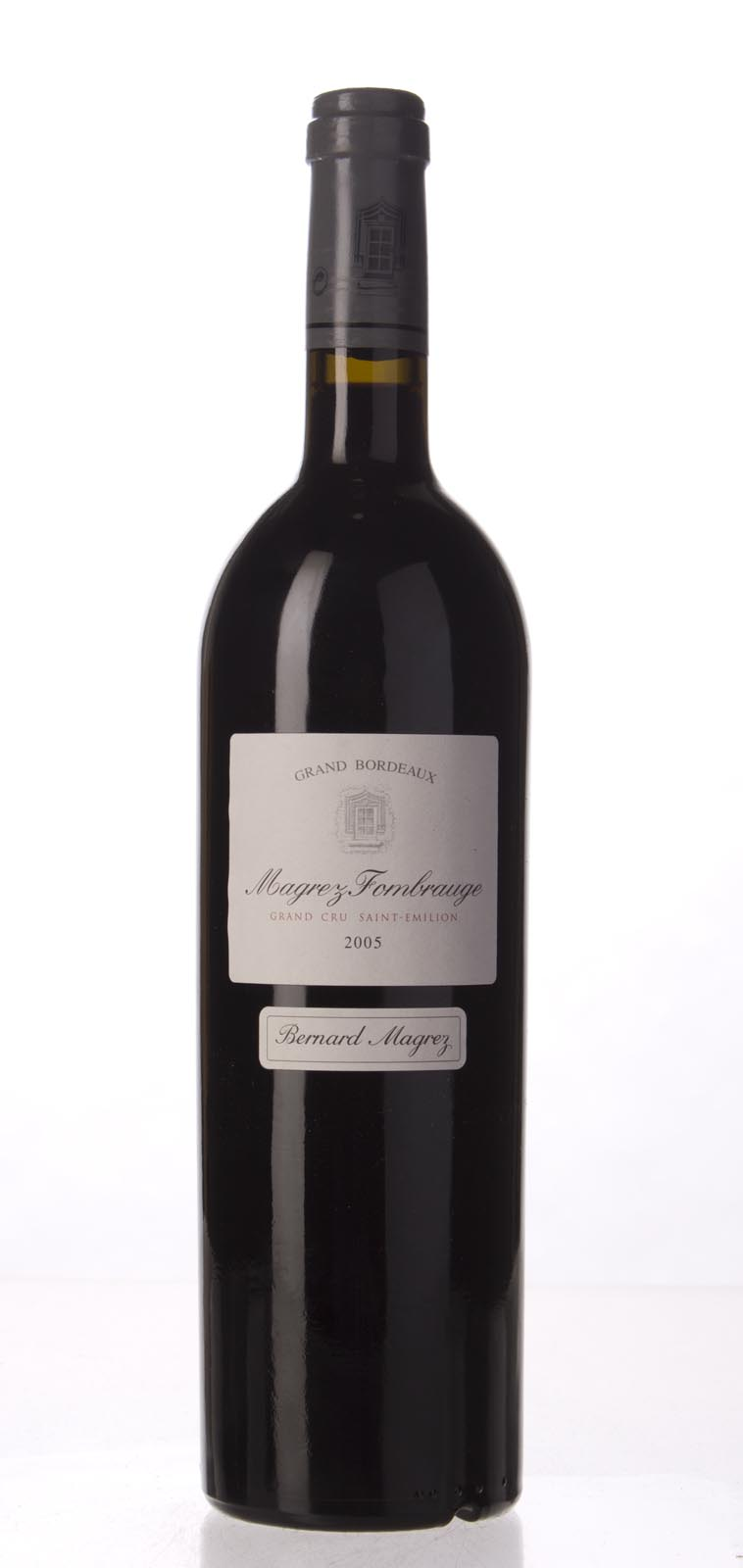 Magrez Fombrauge 2005,  (WA95) from The BPW - Merchants of rare and fine wines.