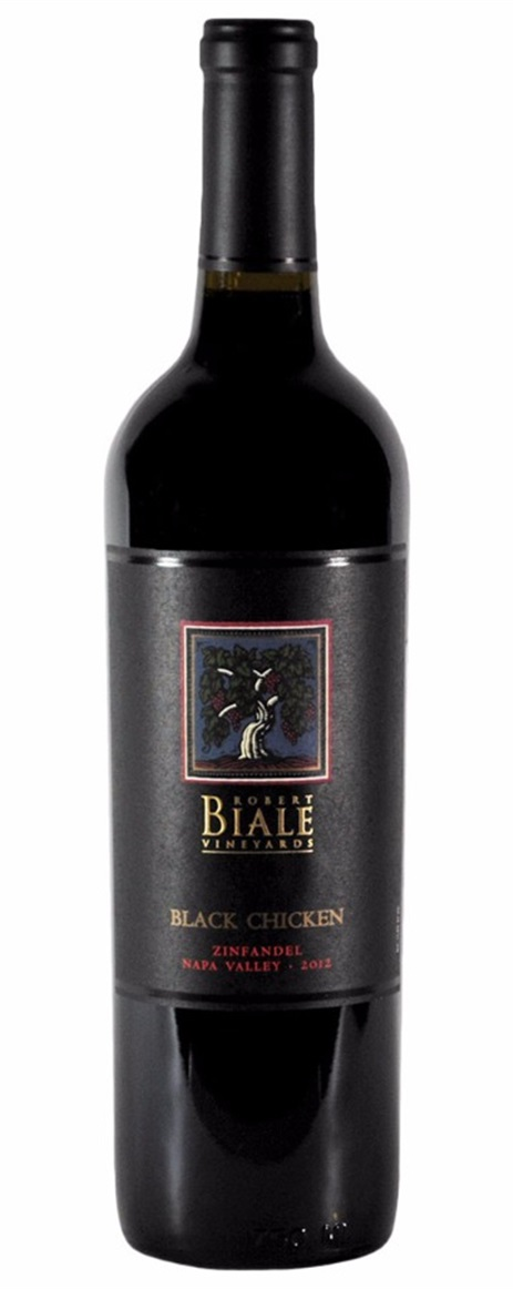 Robert Biale Zinfandel Black Chicken Vineyard 2015,  () from The BPW - Merchants of rare and fine wines.
