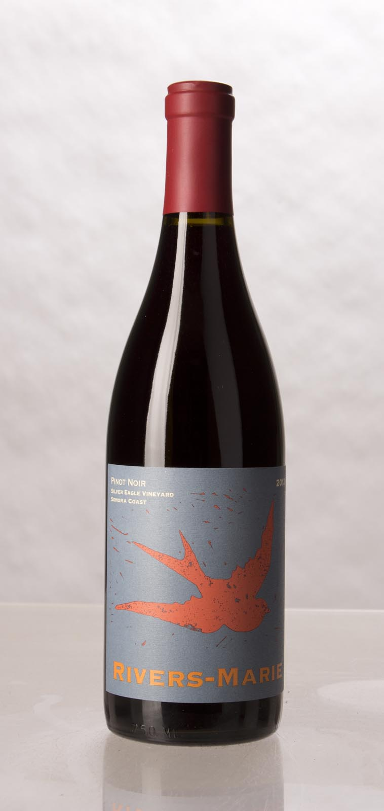 Rivers Marie Pinot Noir Silver Eagle Vineyard 2013,  (WA94, VN94) from The BPW - Merchants of rare and fine wines.