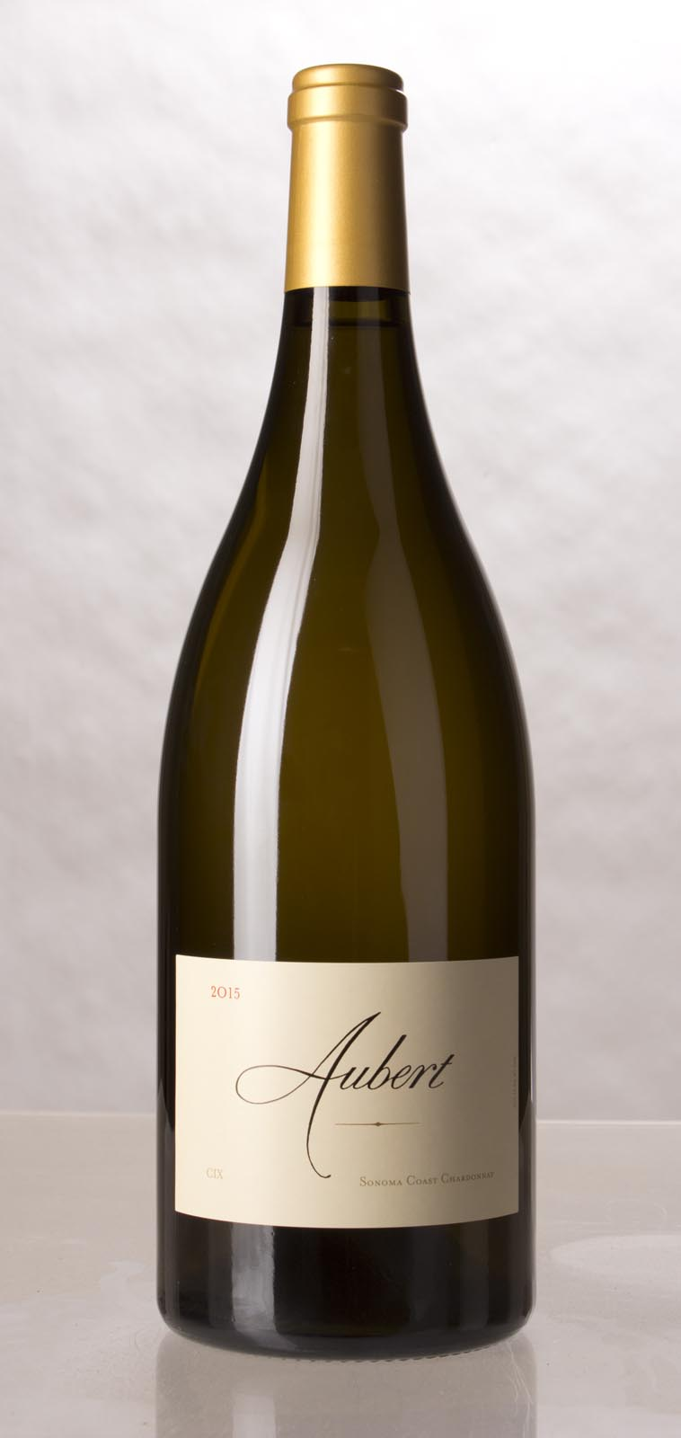 Aubert Chardonnay CIX Estate Vineyard 2015, 1.5L (WA98-100) from The BPW - Merchants of rare and fine wines.
