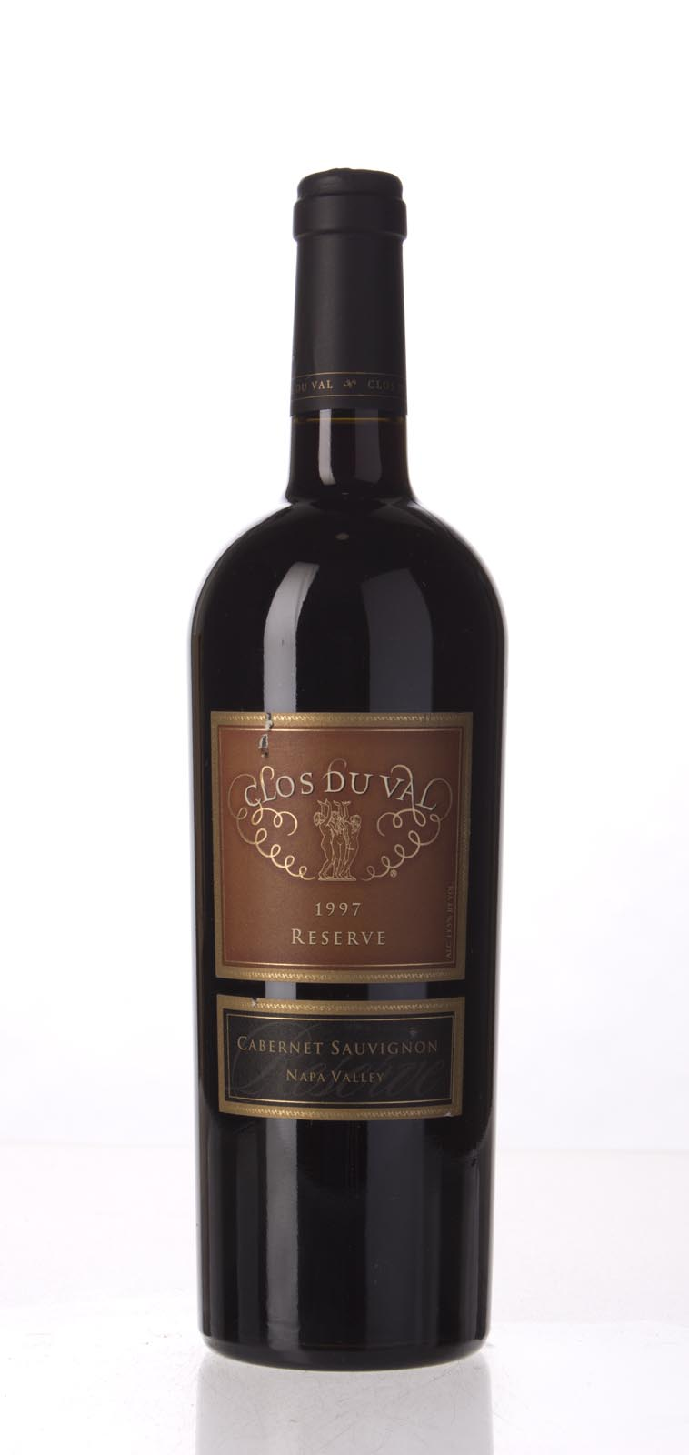 Clos du Val Cabernet Sauvignon Reserve 1997, 750mL () from The BPW - Merchants of rare and fine wines.