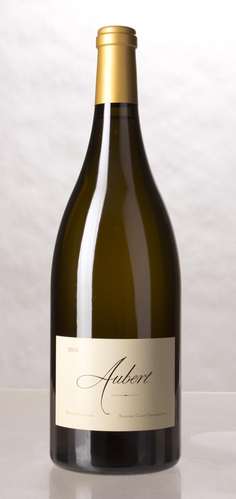 Aubert Chardonnay Ritchie Vineyard 2015, 1.5L (WA97-100) from The BPW - Merchants of rare and fine wines.