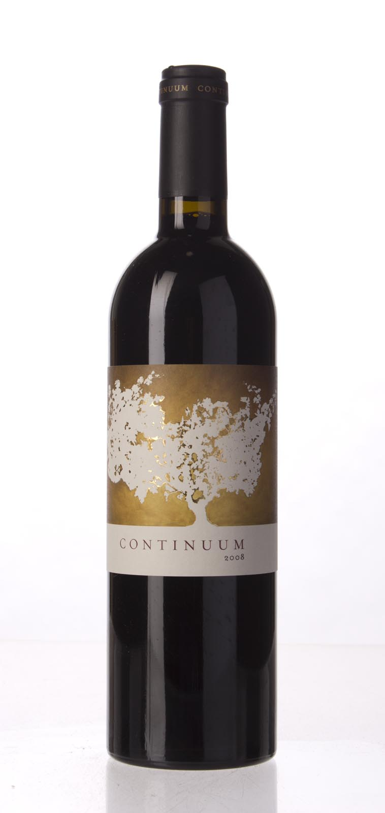 Continuum Proprietary Red Napa Valley 2008, 750mL (AG95, WA96, ST95, WS96) from The BPW - Merchants of rare and fine wines.