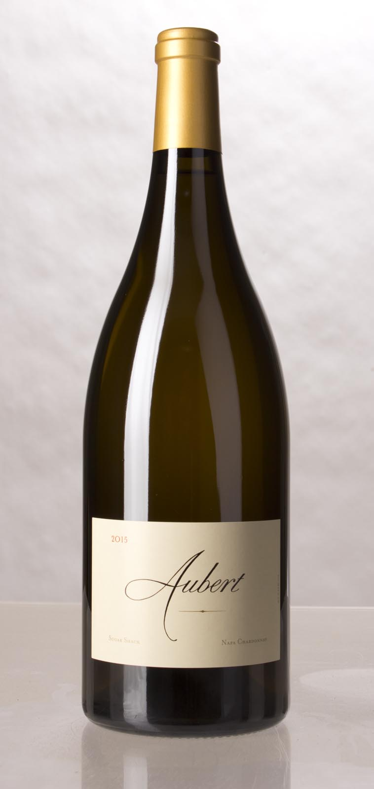 Aubert Chardonnay Sugar Shack Estate Vineyard 2015, 1.5L (WA97-99) from The BPW - Merchants of rare and fine wines.