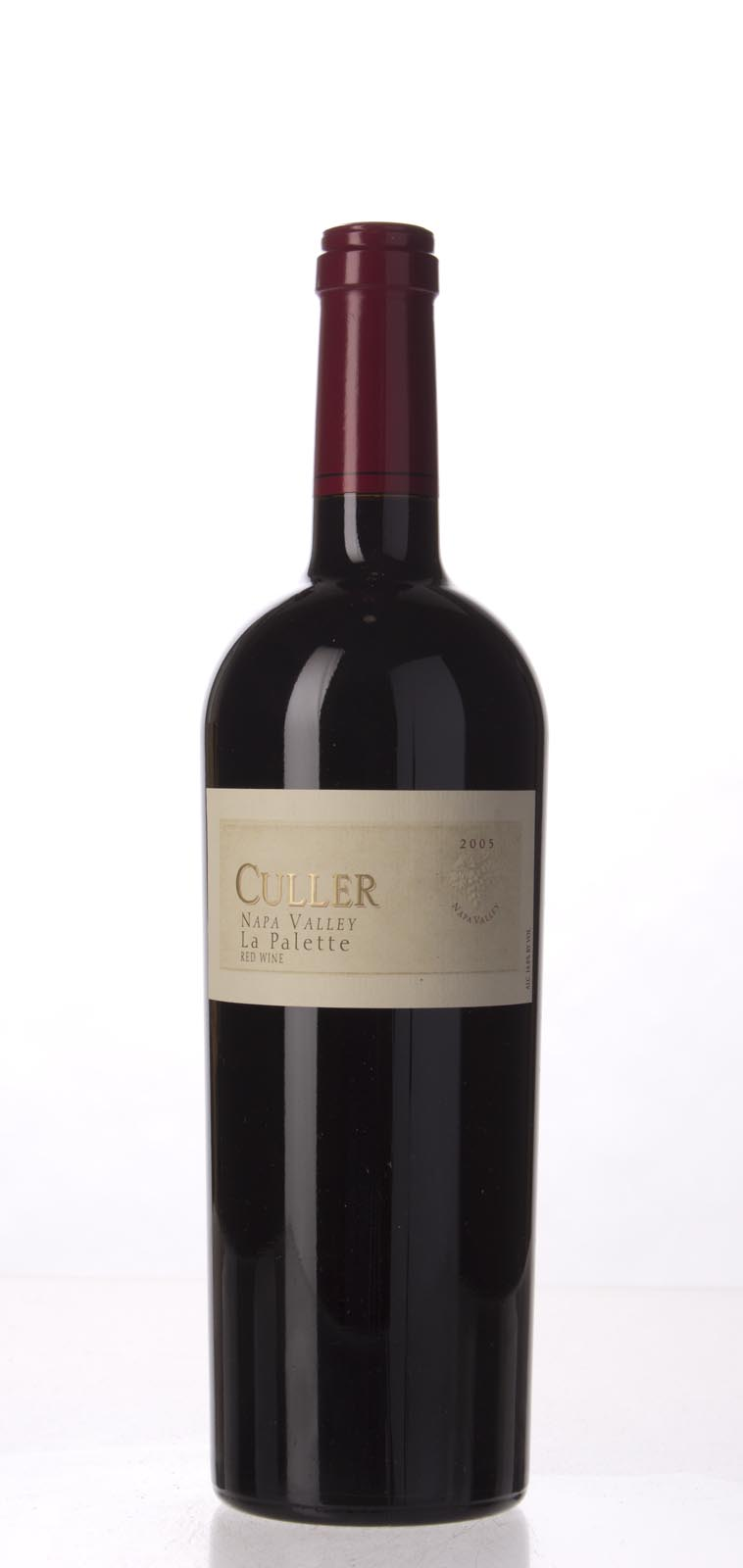 Culler Wines Proprietary Red La Palette 2005, 750mL (WA93) from The BPW - Merchants of rare and fine wines.
