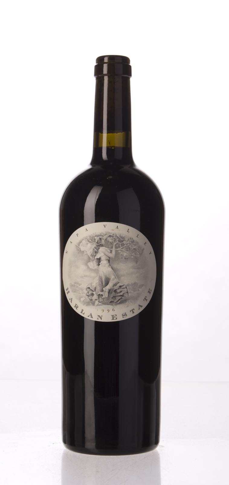 Harlan Estate Proprietary Red 1996, 750mL (WA98, WS97) from The BPW - Merchants of rare and fine wines.