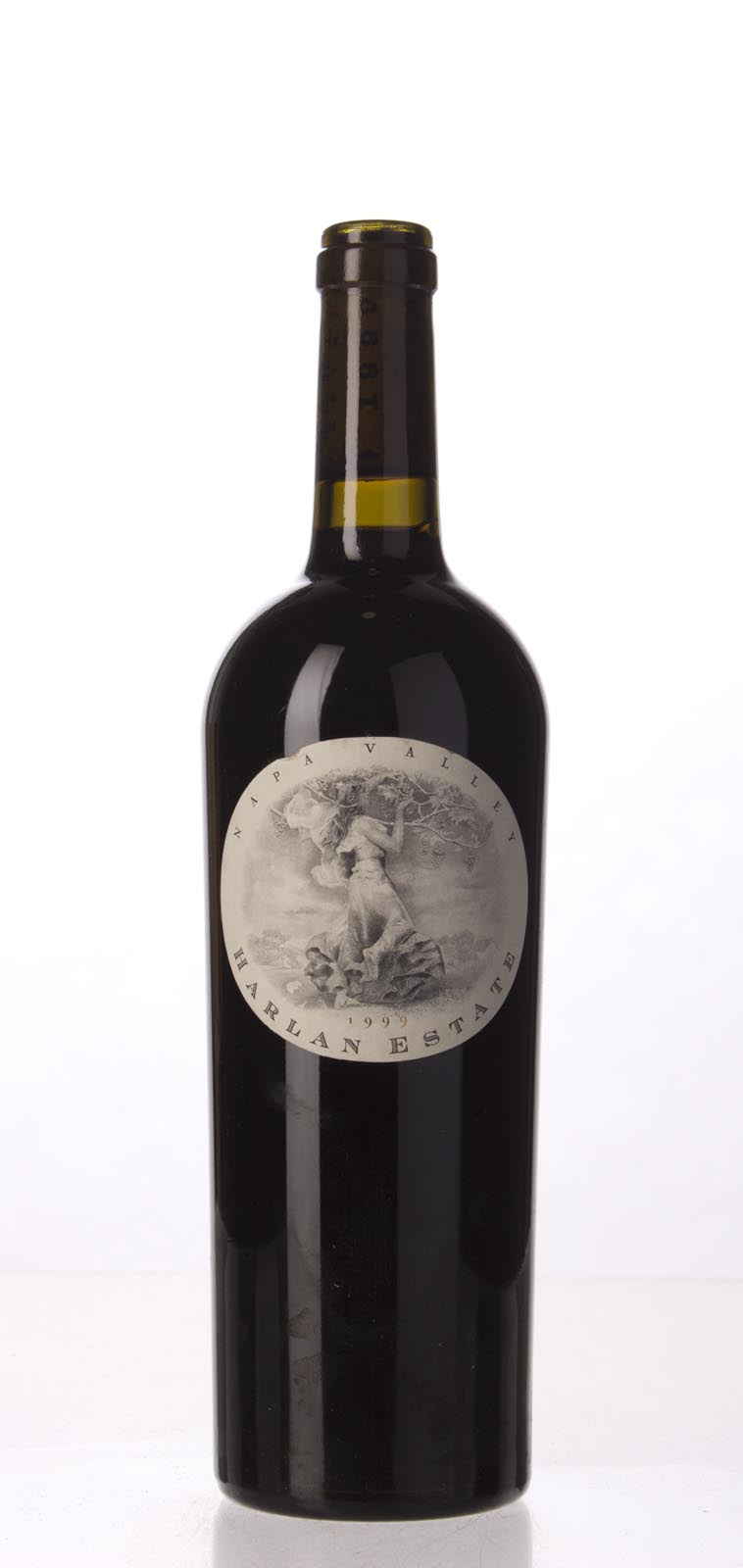 Harlan Estate Proprietary Red 1999, 750mL (ST96+, WS97) from The BPW - Merchants of rare and fine wines.