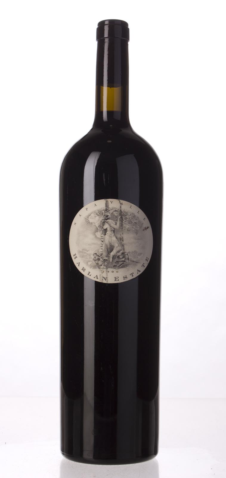 Harlan Estate Proprietary Red 2000, 1.5L (WS94) from The BPW - Merchants of rare and fine wines.