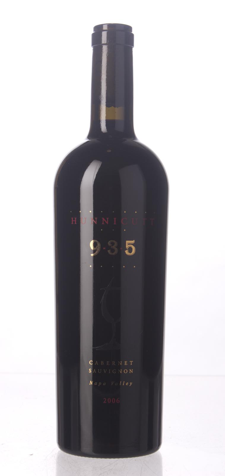 Hunnicut Cabernet Sauvignon 9-3-5 2006, 750mL () from The BPW - Merchants of rare and fine wines.