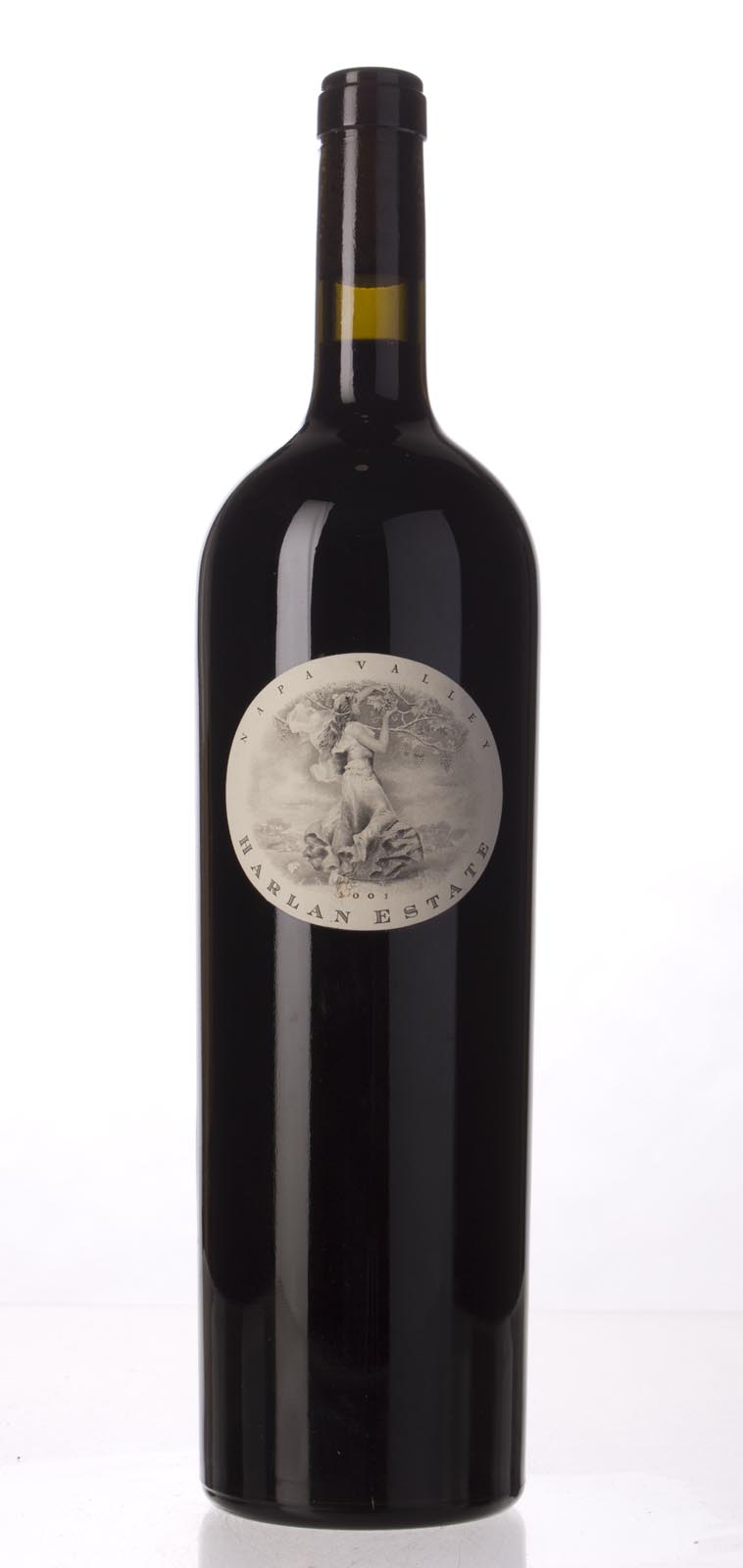 Harlan Estate Proprietary Red 2001, 1.5L (WA100) from The BPW - Merchants of rare and fine wines.