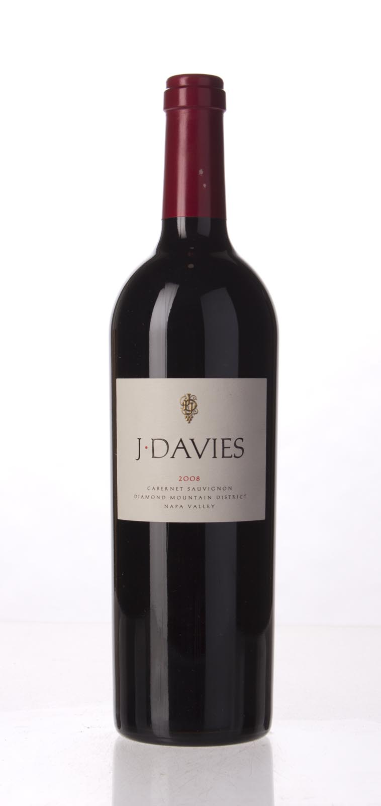J. Davies Cabernet Sauvignon Diamond Mountain 2008, 750mL (WA93, WS92) from The BPW - Merchants of rare and fine wines.