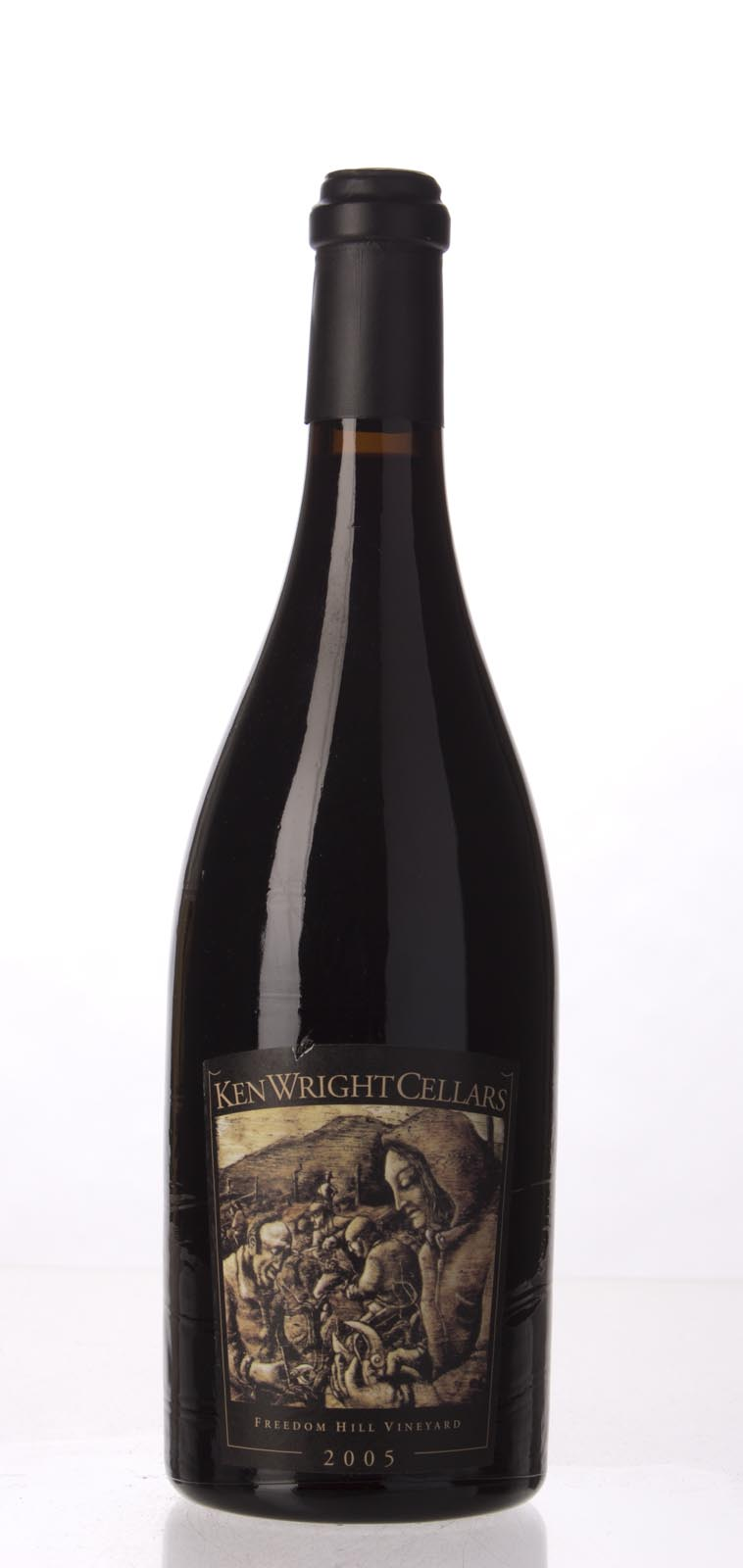 Ken Wright Cellars Pinot Noir Freedom Hill Vineyard 2005, 750mL () from The BPW - Merchants of rare and fine wines.