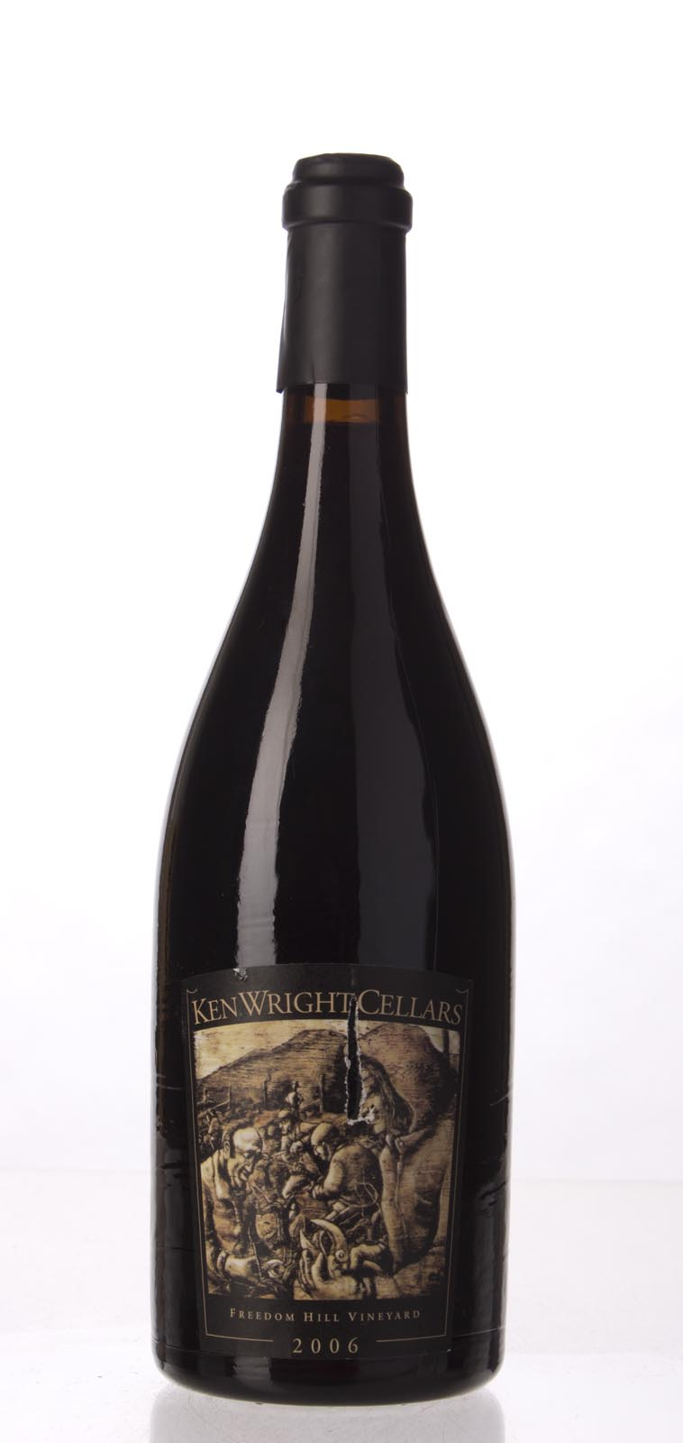 Ken Wright Cellars Pinot Noir Freedom Hill Vineyard 2006, 750mL (ST91) from The BPW - Merchants of rare and fine wines.