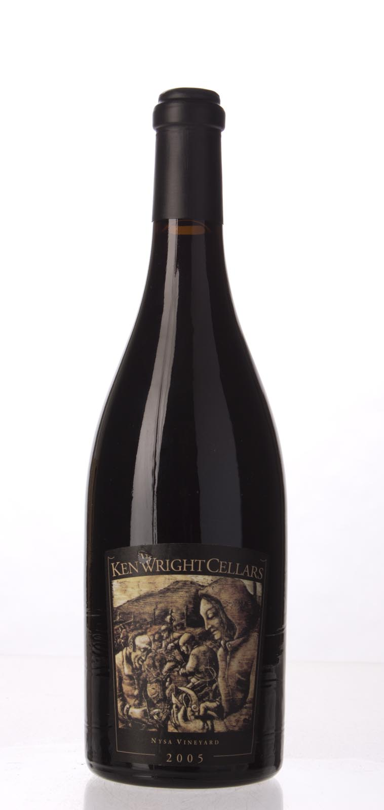 Ken Wright Cellars Pinot Noir Nysa Vineyard 2005, 750mL (WA92) from The BPW - Merchants of rare and fine wines.