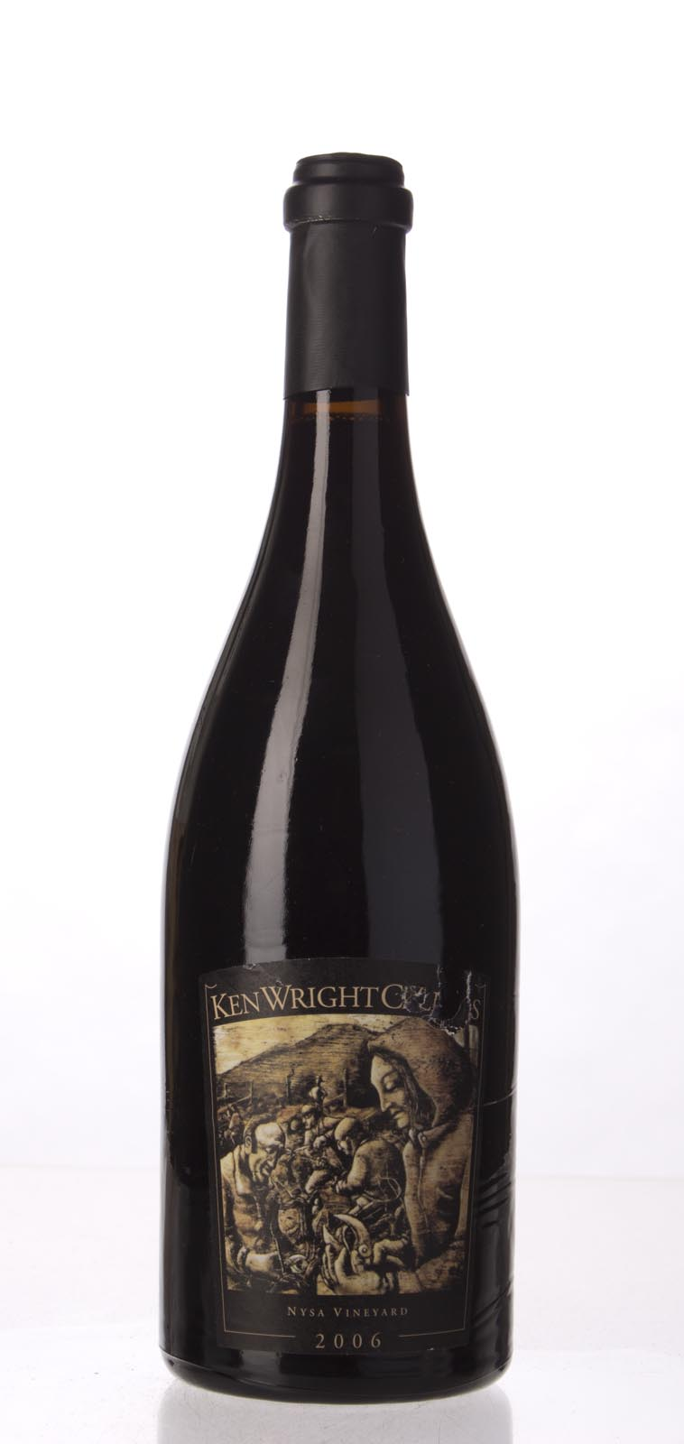 Ken Wright Cellars Pinot Noir Nysa Vineyard 2006, 750mL (WS93) from The BPW - Merchants of rare and fine wines.