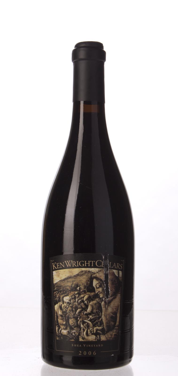 Ken Wright Cellars Pinot Noir Shea Vineyard 2006, 750mL () from The BPW - Merchants of rare and fine wines.