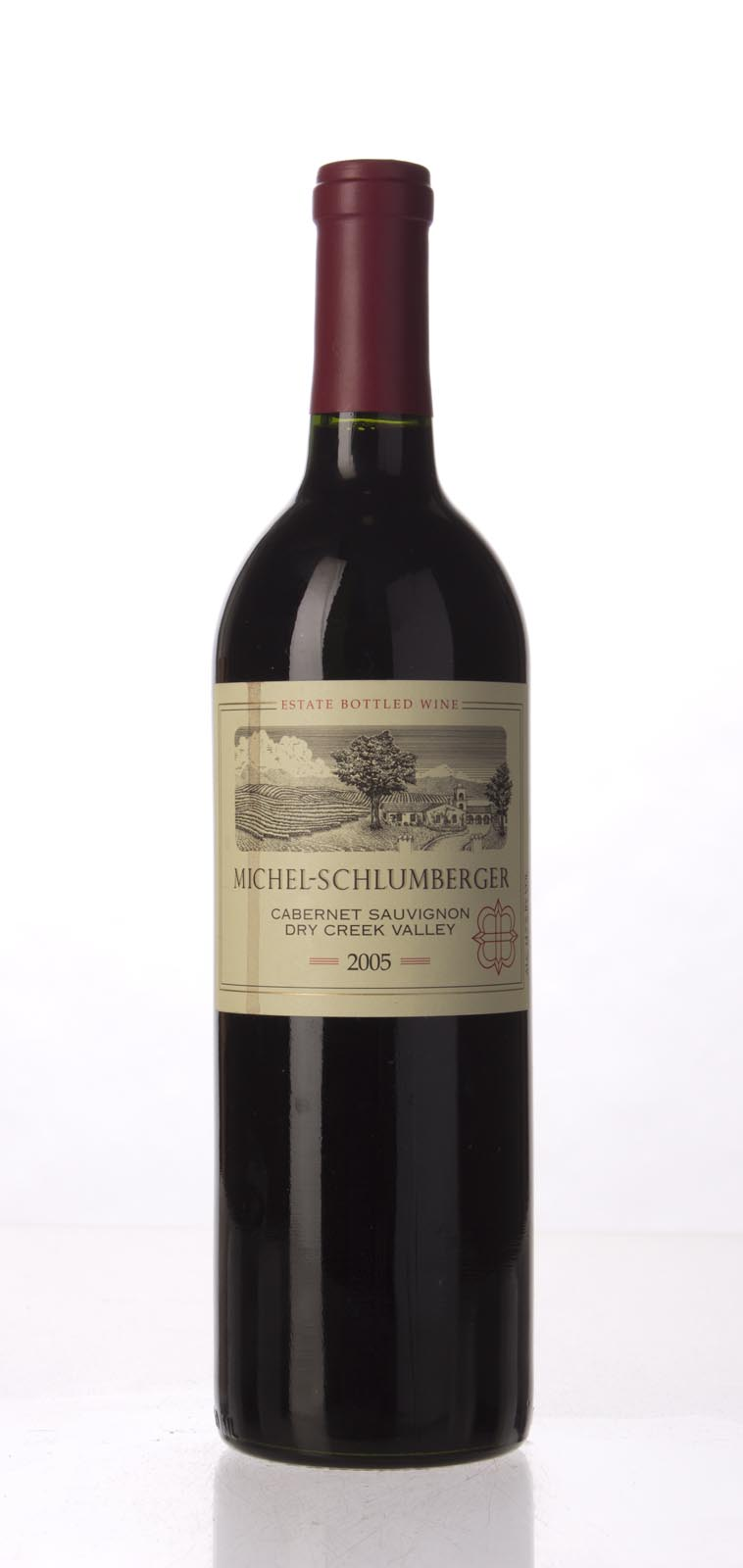 Michel Schlumberger Cabernet Sauvignon Dry Creek Valley 2005, 750mL () from The BPW - Merchants of rare and fine wines.