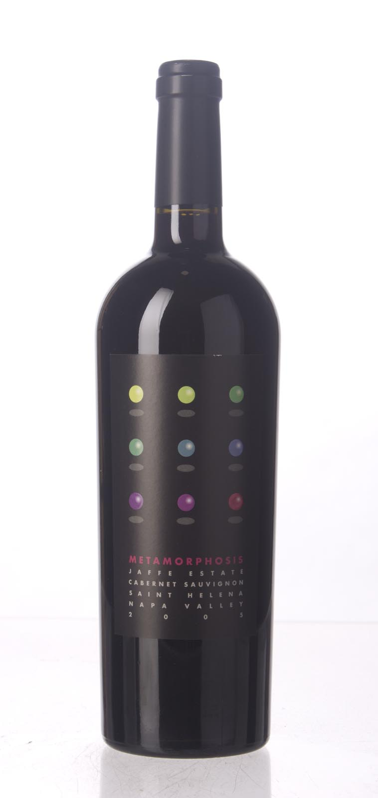 Jaffe Estate Wines Cabernet Sauvignon Metamorphosis 2005, 750mL () from The BPW - Merchants of rare and fine wines.