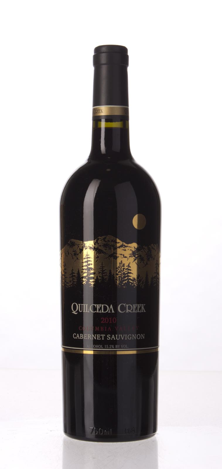 Quilceda Creek Cabernet Sauvignon 2010, 750mL (WA98+, ST96) from The BPW - Merchants of rare and fine wines.
