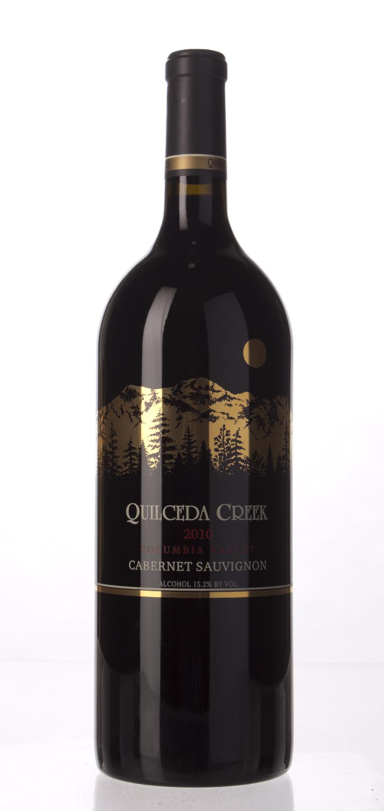 Quilceda Creek Cabernet Sauvignon 2010, 1.5L (WA98+, ST96) from The BPW - Merchants of rare and fine wines.