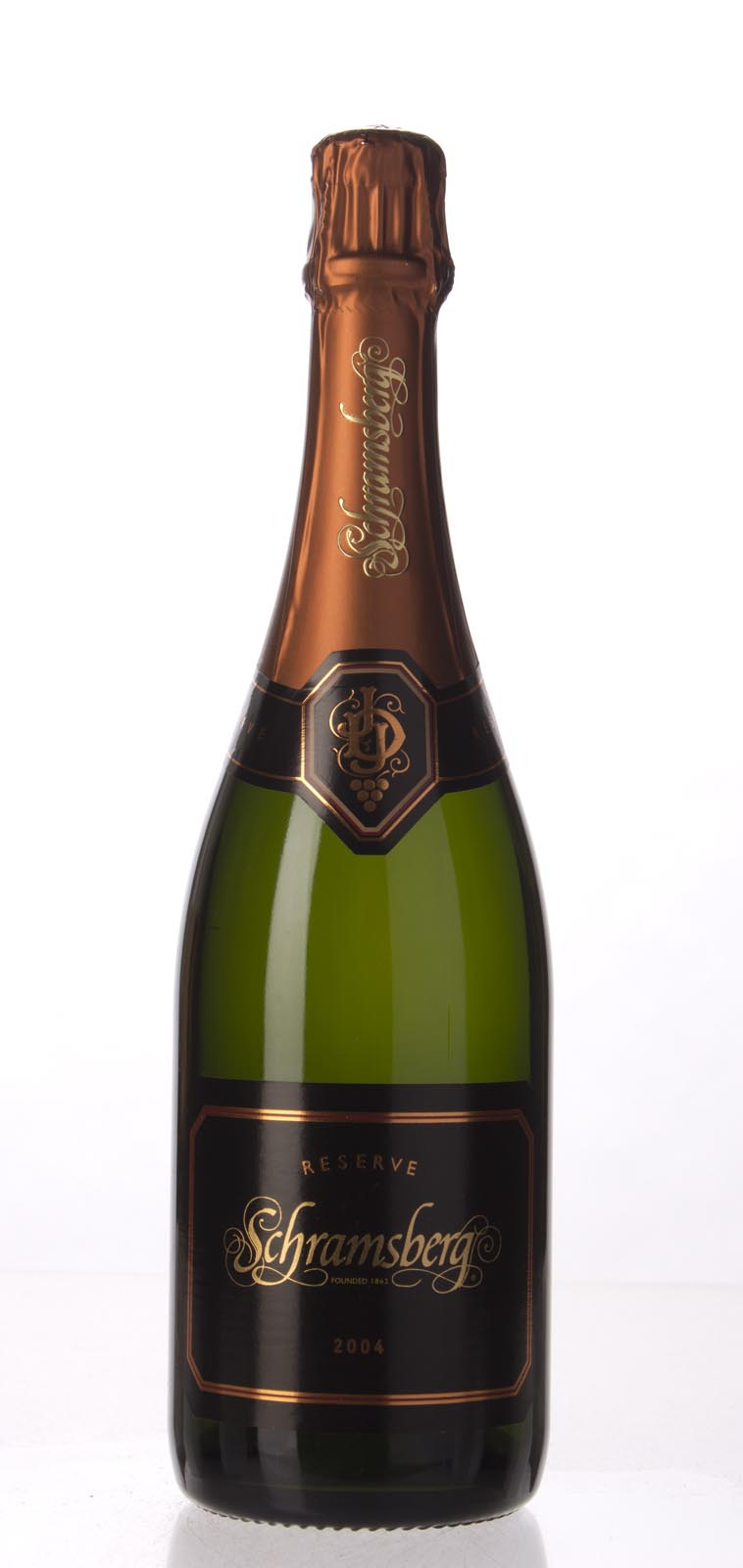 Schramsberg Reserve 2004, 750mL (WS93) from The BPW - Merchants of rare and fine wines.