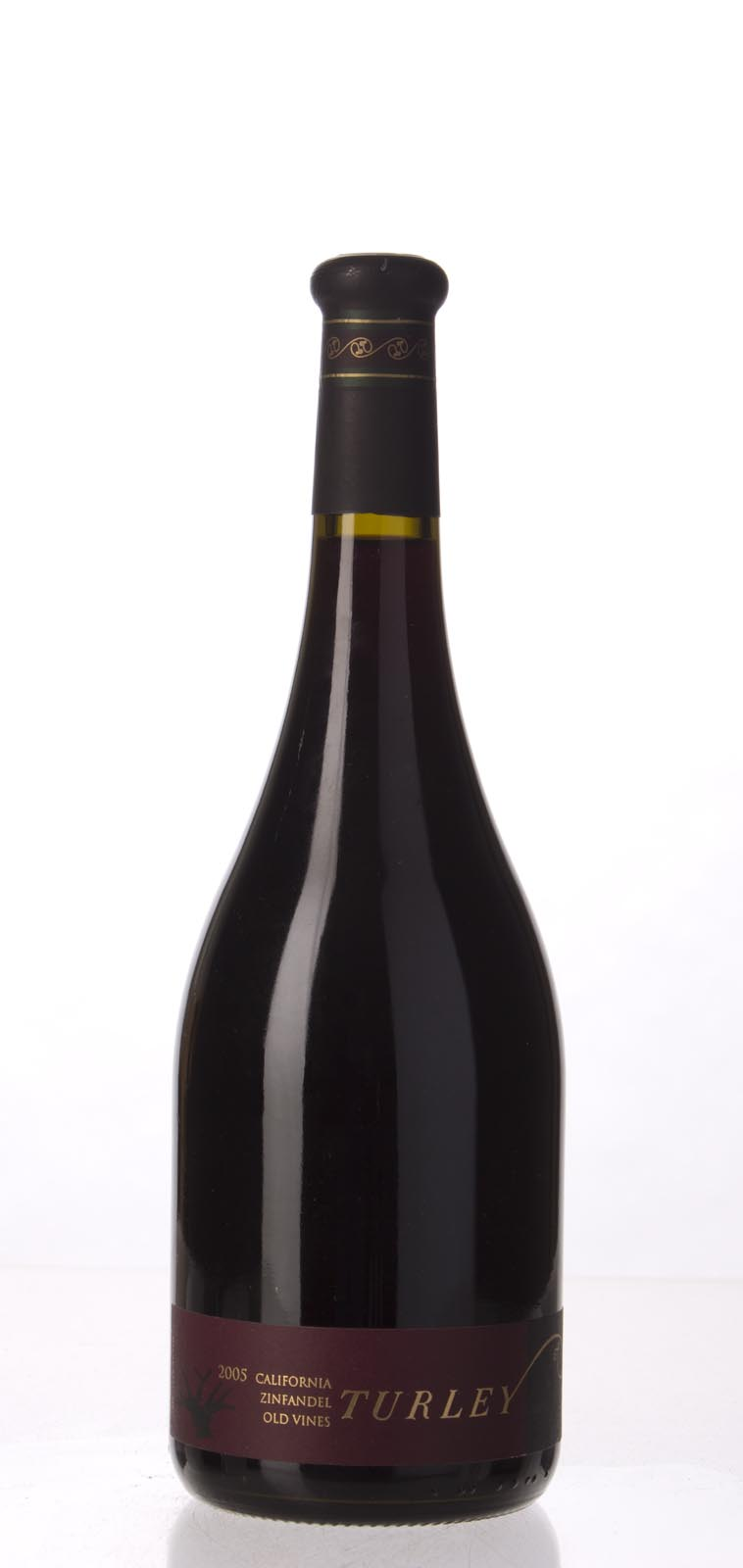 Turley Wine Cellars Zinfandel Old Vines 2005, 750mL (WA90-92) from The BPW - Merchants of rare and fine wines.