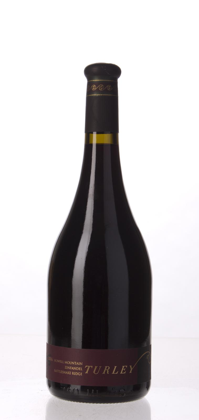 Turley Wine Cellars Zinfandel Rattlesnake Ridge 2006, 750mL (ST90) from The BPW - Merchants of rare and fine wines.