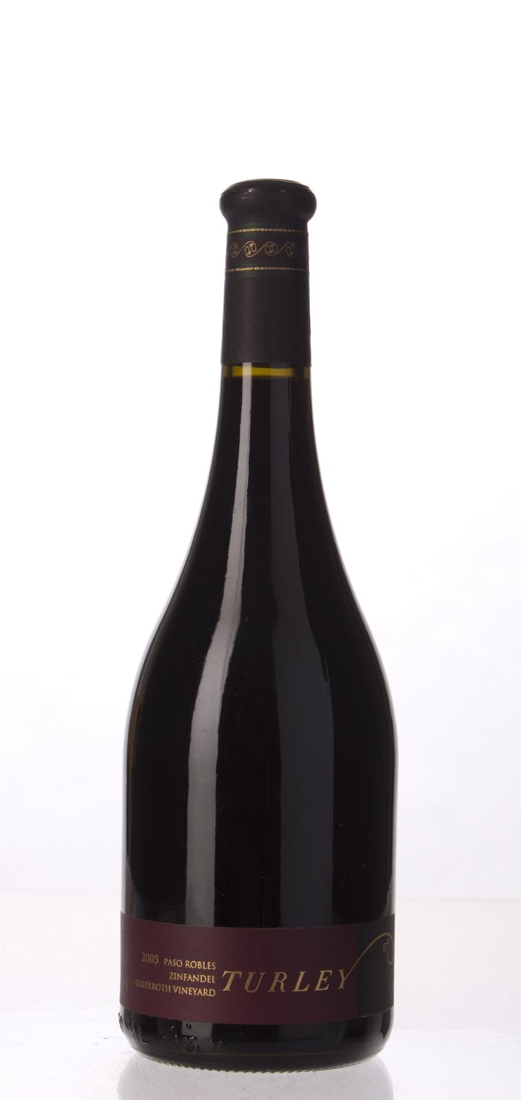 Turley Wine Cellars Zinfandel Ueberroth Vineyard 2005, 750mL (ST94-96) from The BPW - Merchants of rare and fine wines.