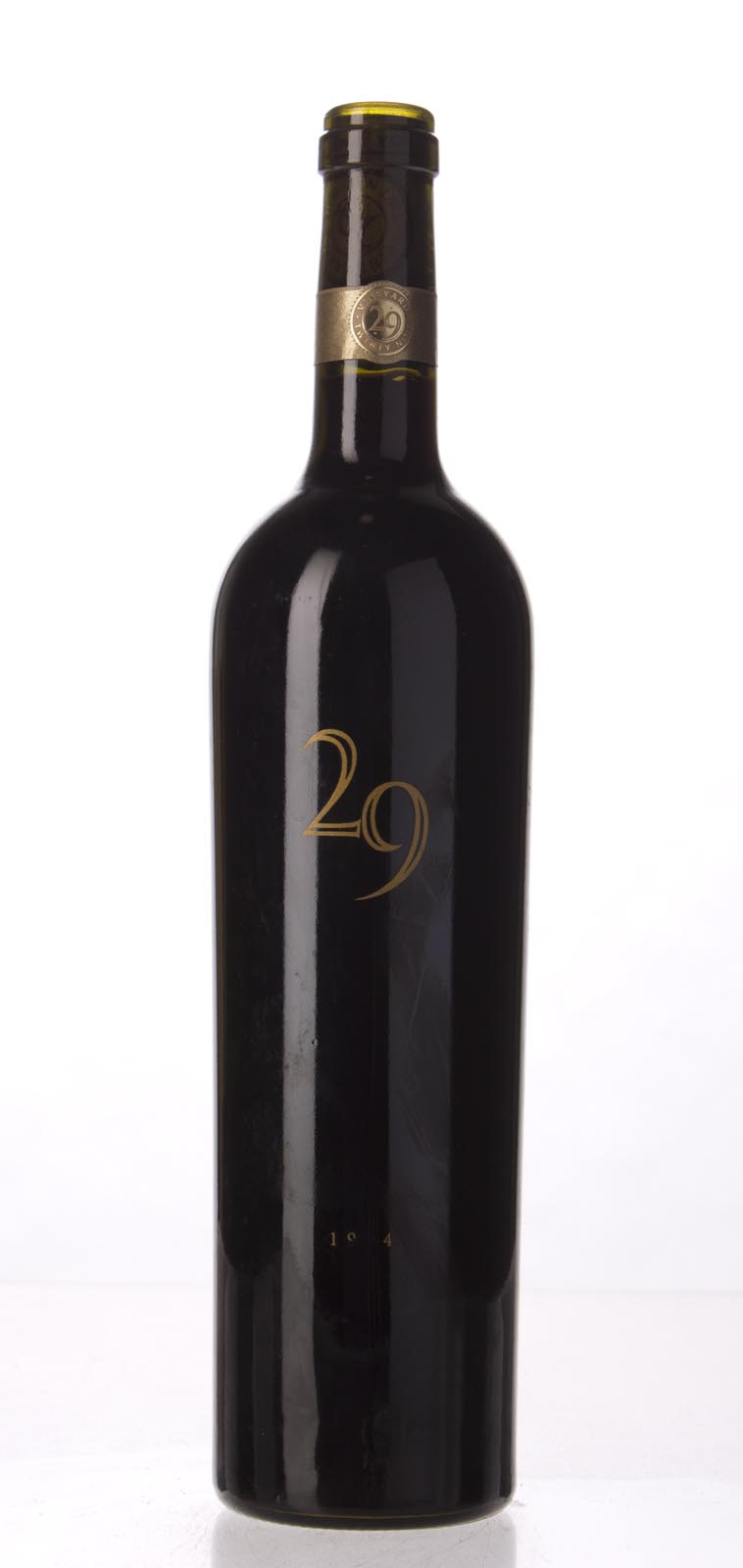 Vineyard 29 Cabernet Sauvignon Napa Valley 1994, 750mL (WA90) from The BPW - Merchants of rare and fine wines.