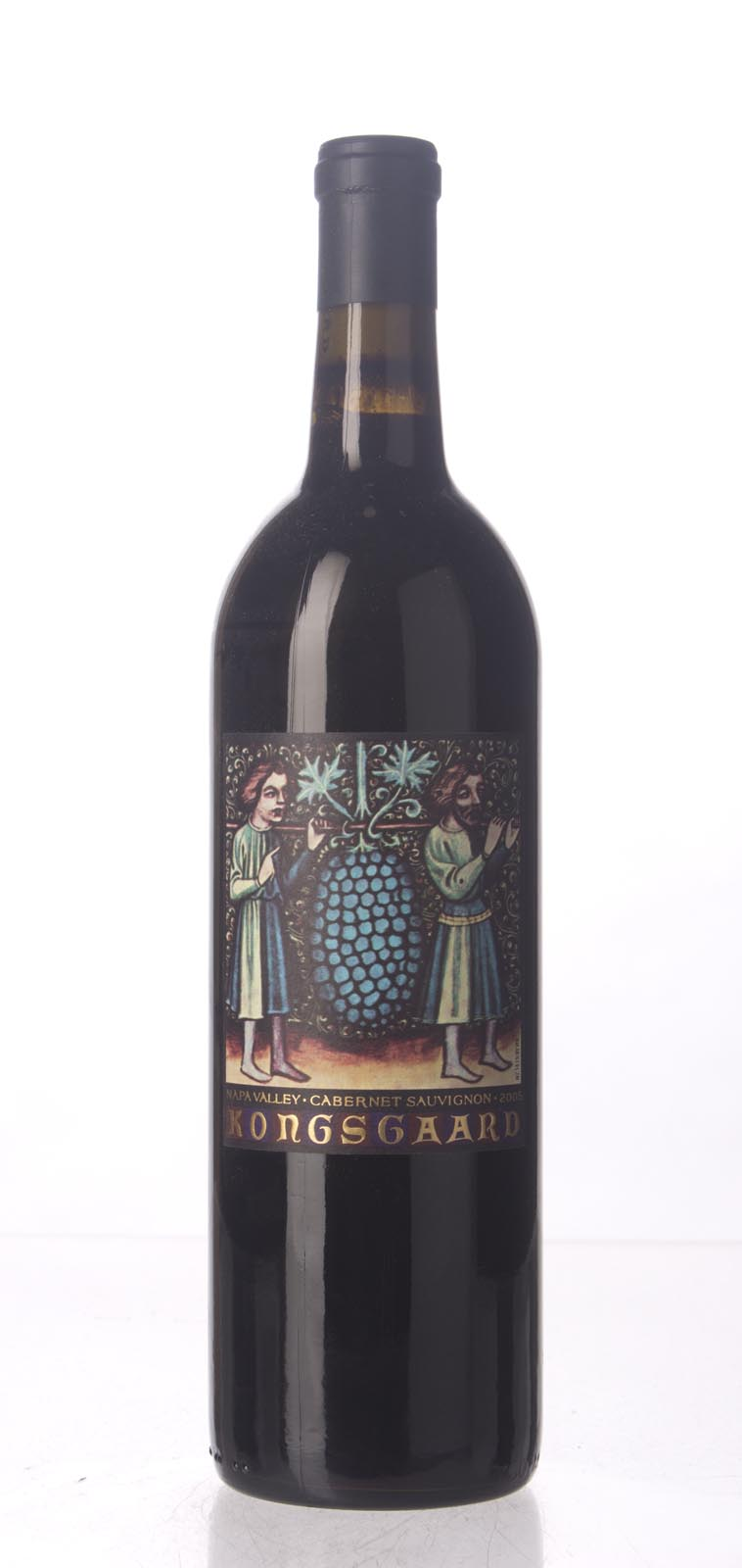 Kongsgaard Cabernet Sauvignon Napa Valley 2005, 750mL (WA94, ST94) from The BPW - Merchants of rare and fine wines.