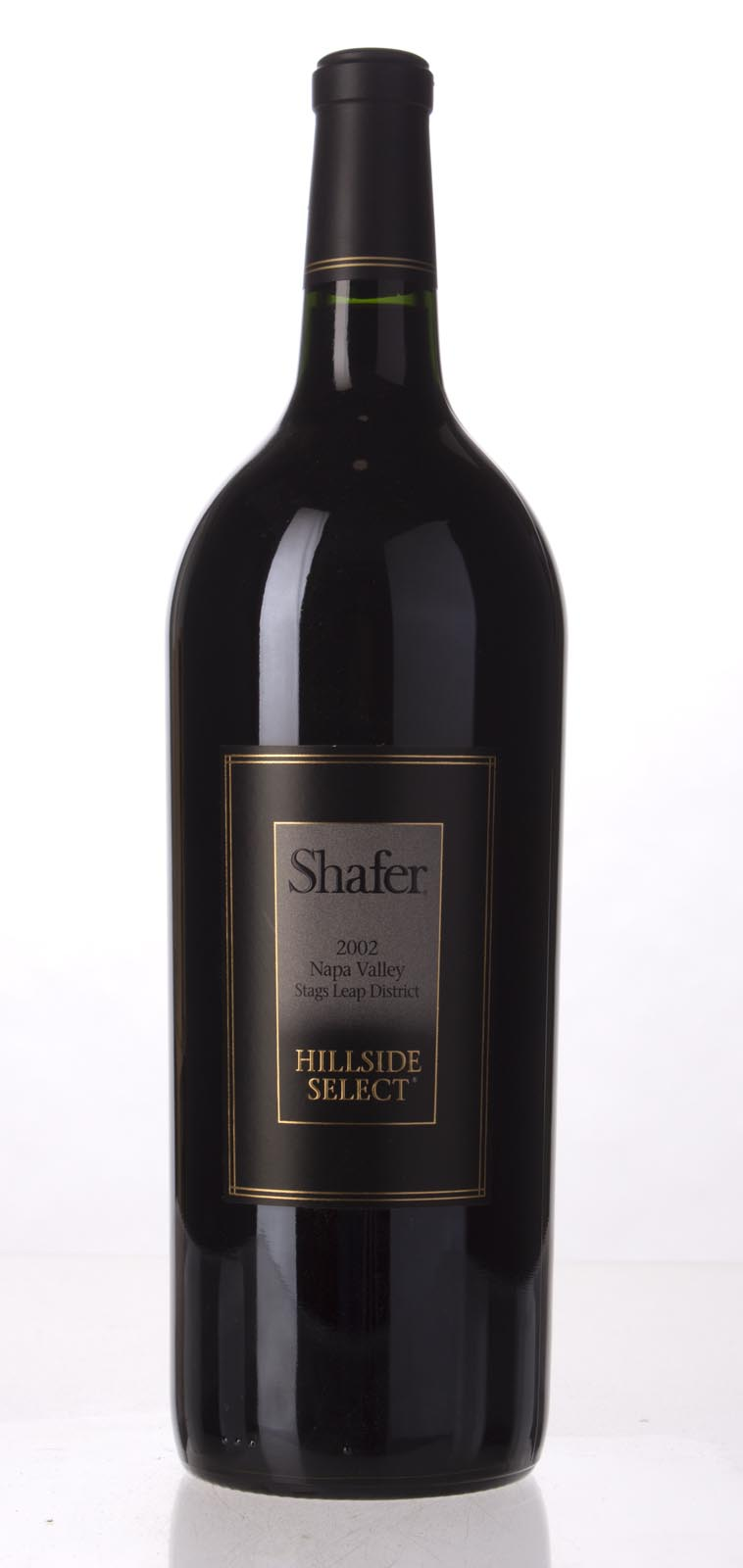 Shafer Cabernet Sauvignon Hillside Select 2002, 1.5L (WA100) from The BPW - Merchants of rare and fine wines.