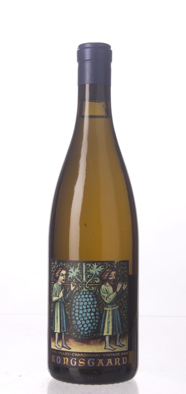 Kongsgaard Chardonnay 2004, 750mL (WA94) from The BPW - Merchants of rare and fine wines.