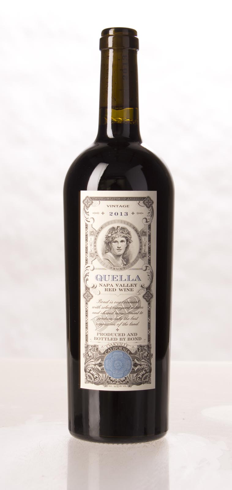Bond Quella 2013,  (WA96+, JS97) from The BPW - Merchants of rare and fine wines.