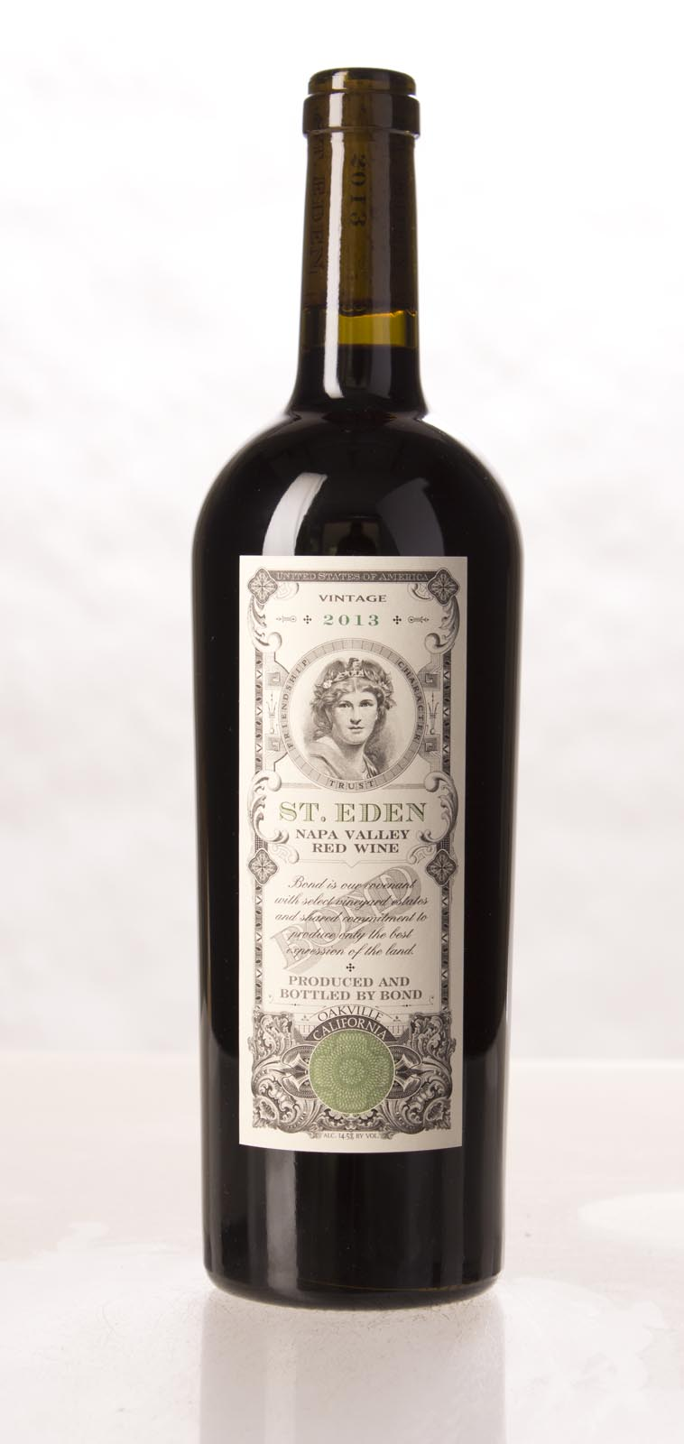 Bond St. Eden 2013,  (WA99, JS99) from The BPW - Merchants of rare and fine wines.