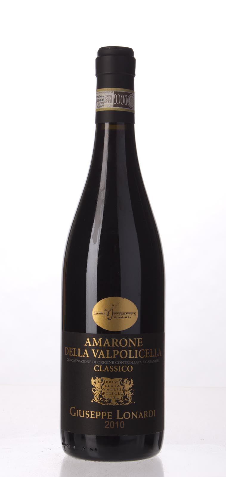 Guiseppe Lonardi Amarone della Valpolicella Classico 2010,  () from The BPW - Merchants of rare and fine wines.
