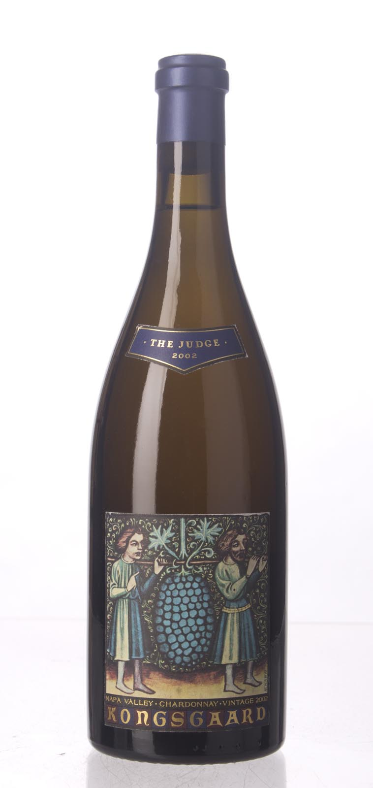 Kongsgaard Chardonnay The Judge 2002, 750mL (WA97) from The BPW - Merchants of rare and fine wines.