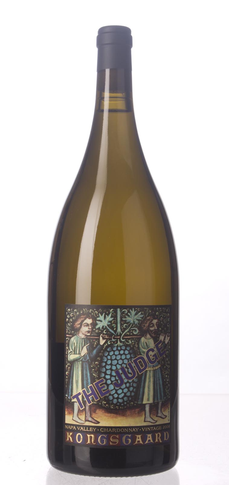 Kongsgaard Chardonnay The Judge 2008, 1.5L (WA97) from The BPW - Merchants of rare and fine wines.