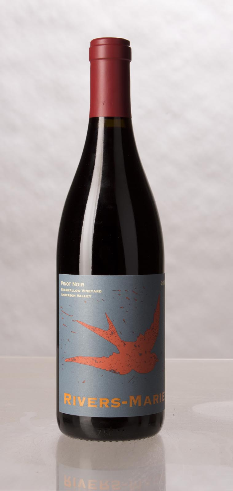 Rivers Marie Pinot Noir Bearwallow Vineyard 2015, 750mL (VN94) from The BPW - Merchants of rare and fine wines.