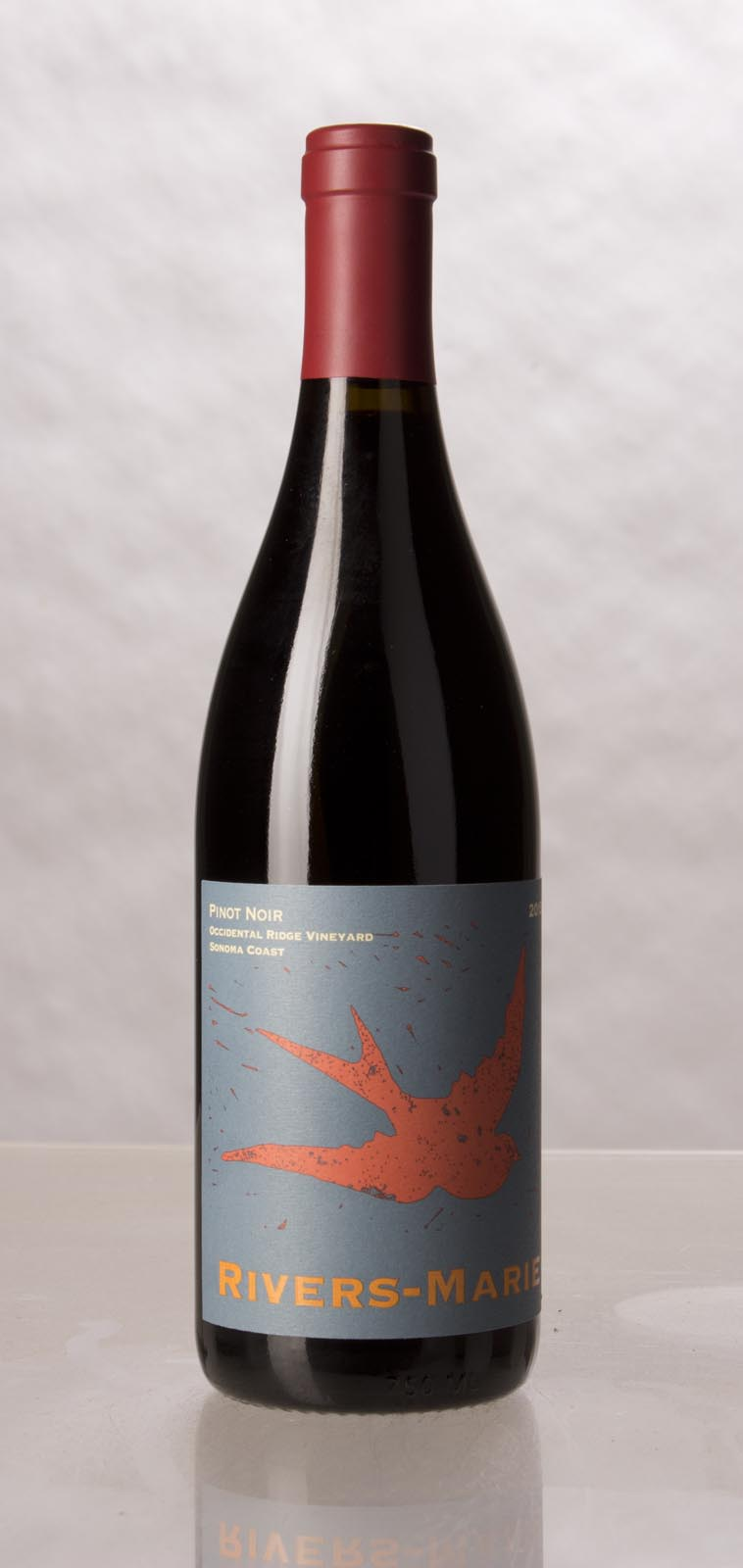 Rivers Marie Pinot Noir Occidental Ridge Vineyard 2015, 750mL (VN90) from The BPW - Merchants of rare and fine wines.