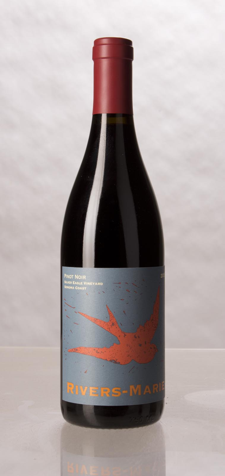 Rivers Marie Pinot Noir Silver Eagle Vineyard 2015, 750mL (VN93) from The BPW - Merchants of rare and fine wines.