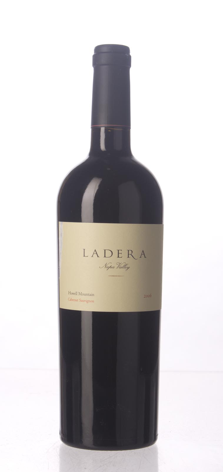 Ladera Cabernet Sauvignon Howell Mountain 2006, 750mL (WS94) from The BPW - Merchants of rare and fine wines.