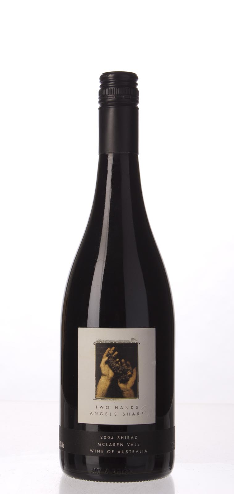 Two Hands Shiraz Angel`s Share 2004, 750mL (WA95) from The BPW - Merchants of rare and fine wines.