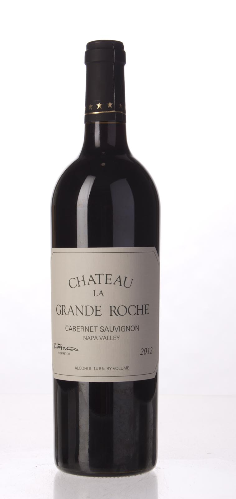 Forman Cabernet Sauvignon La Grande Roche 2012,  () from The BPW - Merchants of rare and fine wines.