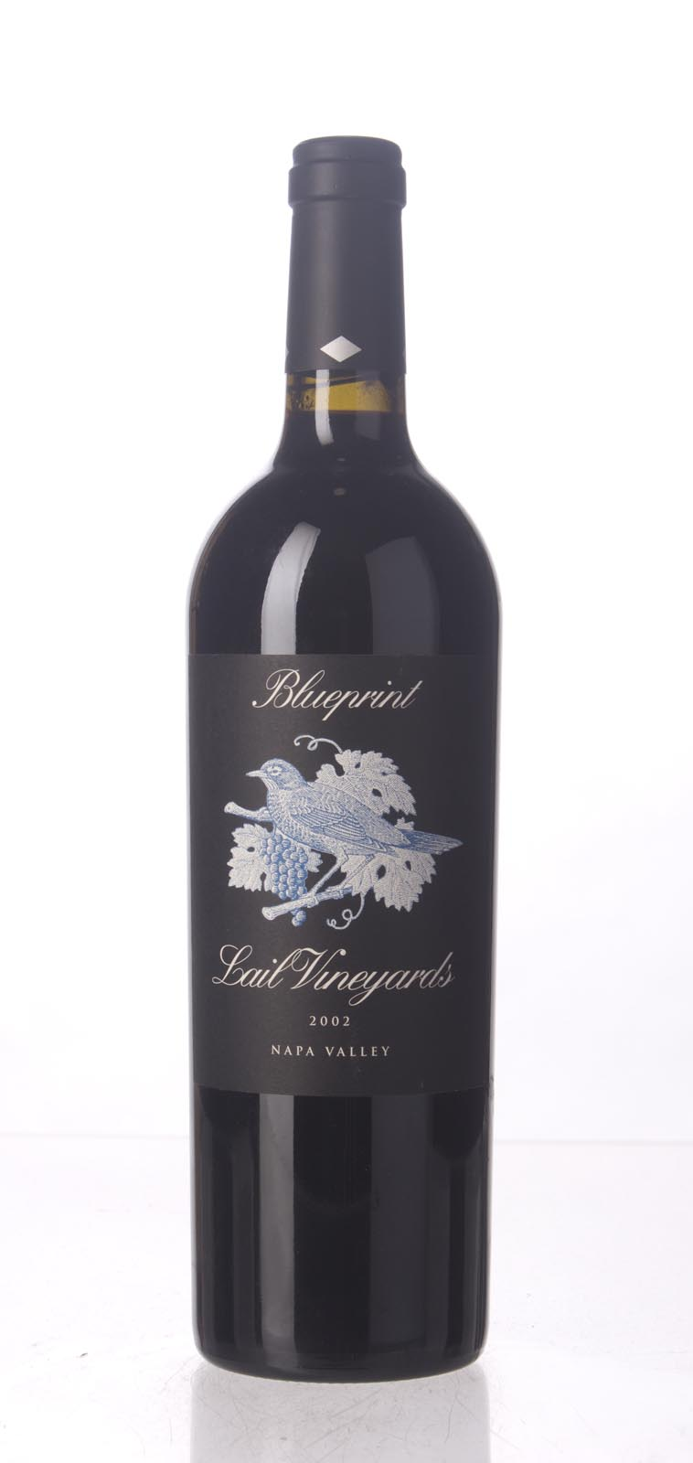 Lail Vineyards Blueprint 2002, 750mL () from The BPW - Merchants of rare and fine wines.