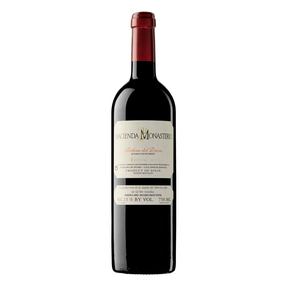 Hacienda Monasterio Ribera del Duero Reserva Especial 2009,  (WA93) from The BPW - Merchants of rare and fine wines.