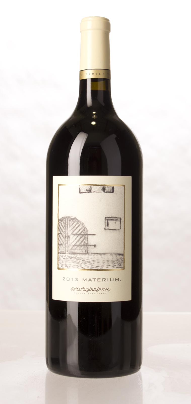 Maybach Family Vineyards Cabernet Sauvignon Materium 2013, 1.5L (WA100) from The BPW - Merchants of rare and fine wines.