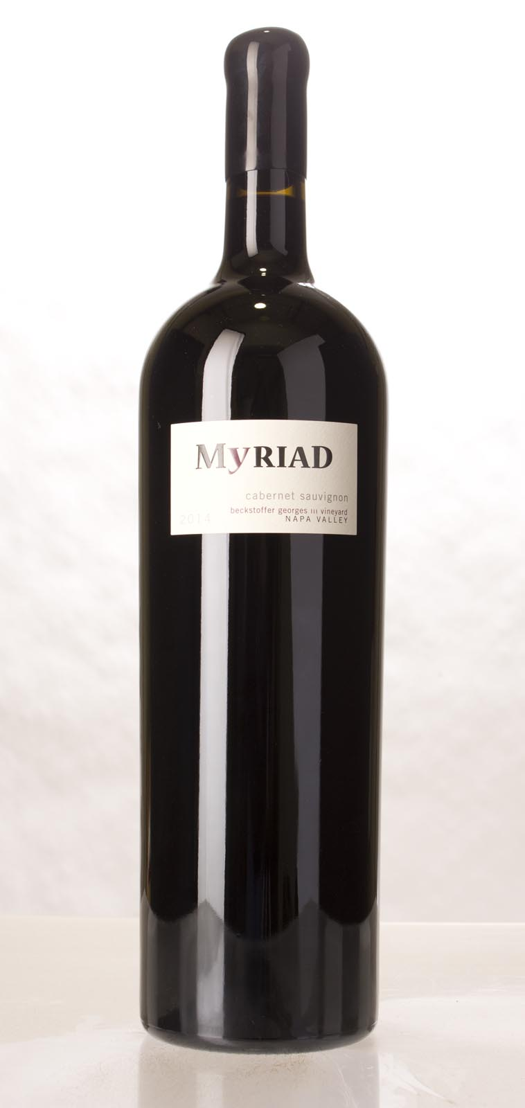 Myriad Cellars Cabernet Sauvignon Georges III 2014, 3L (WA94, VN94) from The BPW - Merchants of rare and fine wines.