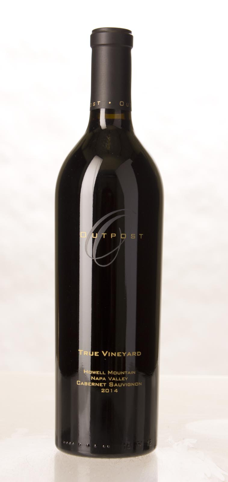 Outpost Cabernet Sauvignon True Vineyard 2014, 750mL (WA100) from The BPW - Merchants of rare and fine wines.